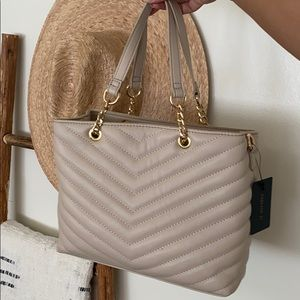 Forever 21 Leather Faux Purse